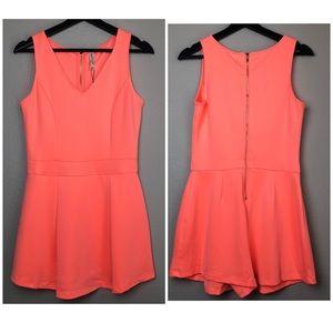 Dresses & Skirts - Sleeveless Romper in Large NWT